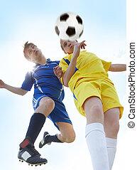 salto, footballers