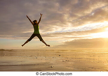 salto, libertad
