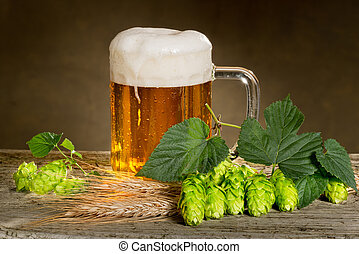 saltos, vida, todavía, cerveza