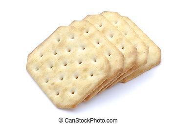 salty crackers