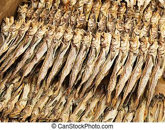 Salty fish