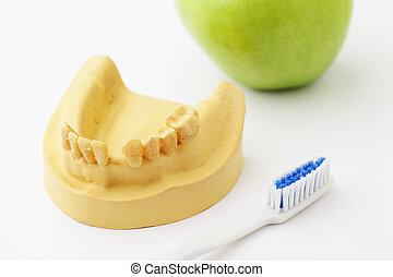 salud dental, cuidado