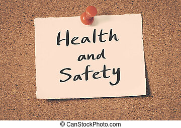 salud, seguridad