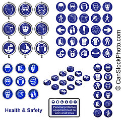 salud y seguridad