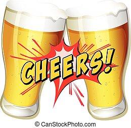 salute, birre