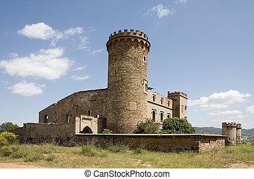Salvana Tower in Catalonia