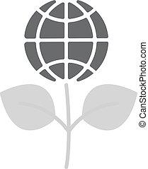 salvar, planet., vetorial, ilustração