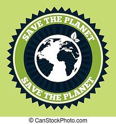 salvar, planeta