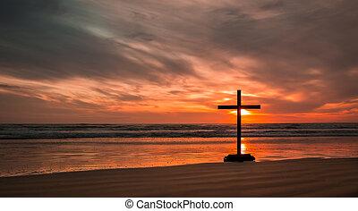 Salvation Beach Sunset