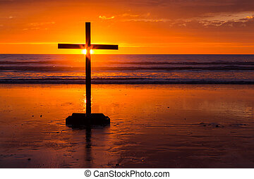 Salvation Cross Beach