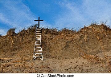 Salvation Hill Steps