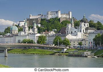 Salzburg City Historic Center