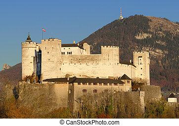 Salzburg Fortress Hohensalzburg