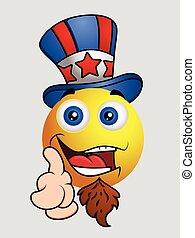 sam, -, 4ème, oncle, juillet, emoji