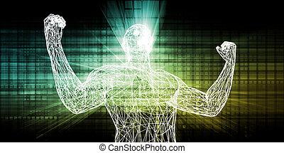samarbete, teknologi