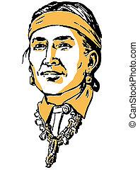 sambuco, illustrazione