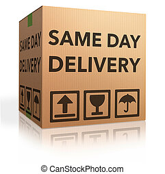 same day delivery - package delivery same day shipment ...