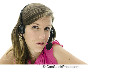samica, helpline, operator