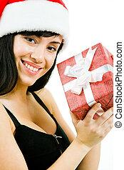 samica, z, giftbox