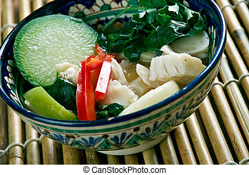 Cambodian sour soup Stock Photo Images  14 Cambodian sour