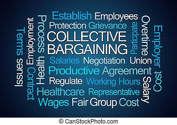 samlede, bargaining, glose, sky