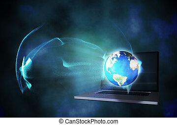 sammenhænge, globale, baggrund