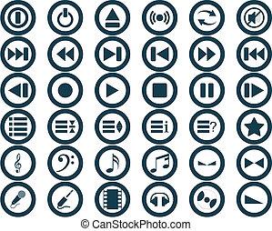 sammlung, ikone