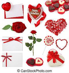 sammlung, valentine