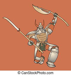 samouraï, shogun