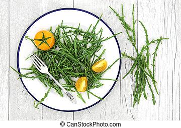 Samphire Sea Vegetable