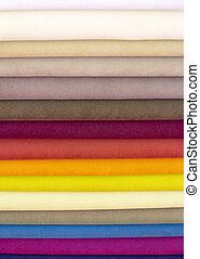 Samples color of fabric for upholstery the furniture