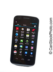 Samsung Galaxy Nexus with new Android 4