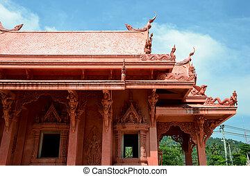 samui silangnu temple 3