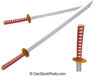 samurai の 剣