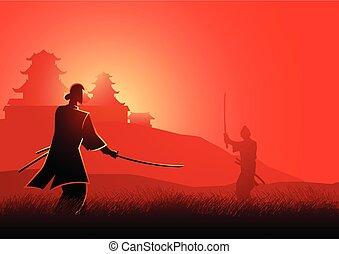 Samurai Duel