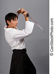 samurai, geist
