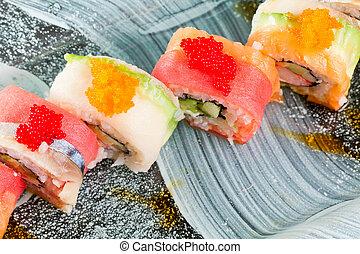 Samurai Niji Roll 2