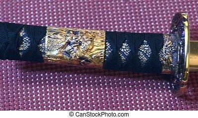Samurai Sword. - Japanese Samurai sword.
