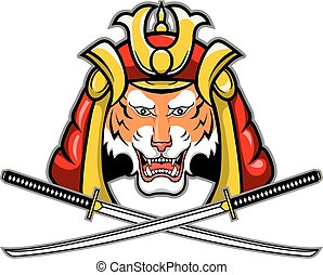 Samurai Tiger