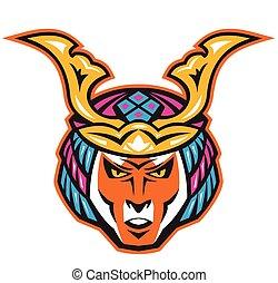 samurai-warrior-head