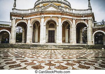 san, マドリッド, antonio, 宮殿, church., aranjuez, スペイン
