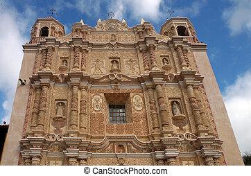 San Crist?bal de Las Casas - Iglesia Santo Domingo ,...