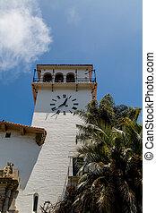 San Diego Clock Tower