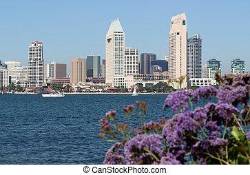 San Diego Downtown - San Diego, California Downtown