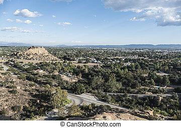 San Fernando Valley Afternoon