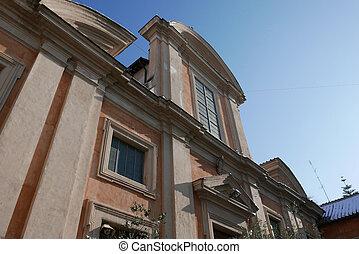 San Francesco a Ripa Church in Rome
