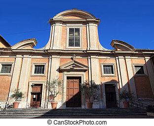San Francesco a Ripa in Rome