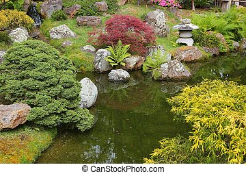 Japanese Tea Garden - San Francisco, California, United ...