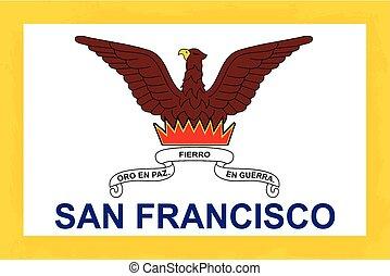 San Francisco City Flag