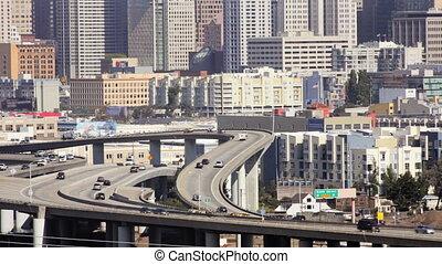 San Francisco Freeway